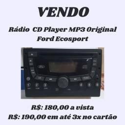 Título do anúncio: Rádio Original Ford Ecosport