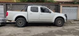 Frontier SL 2015 4x4 Branca