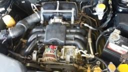Motor Subaru Tribeca 6 Cilidro H6 Parcial Usado Bom