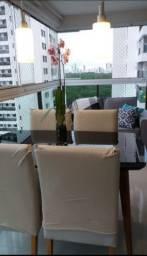 Título do anúncio: Ak. Lindo Apartamento No Le Parc, 120M², 3 Suítes .