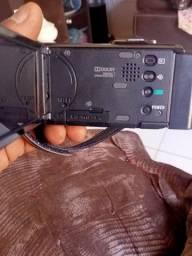 Título do anúncio: Câmera filmadora Sony HDR cx150 3.1 megapixels