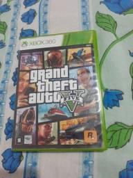 Título do anúncio: GTA 5 Xbox 360
