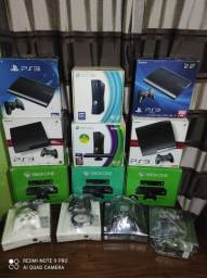 Título do anúncio: Xbox one fat ,PS3 e Xbox 360 sucesso de vendas com garantia.