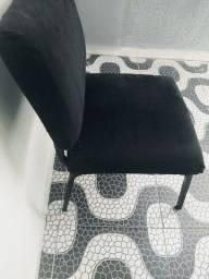 Título do anúncio: cadeiras acolchoadas