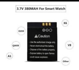 Título do anúncio: Bateria Smartwatch Relógio Lq-S1