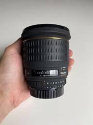 Lente Sigma 24mm f1.8 Nikon