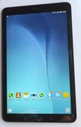 Tablet tela grand 9.6,ótimo leitura,pesquisa,pega chip,e faz ligação como celular,samsung