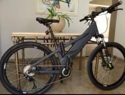 Bike elétrica move your life  mtb extreme