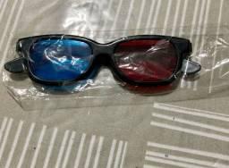 Título do anúncio: Oculos 3D NOVO compatível com todo 3D