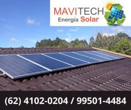 Título do anúncio: Energia Solar - Economia na sua conta de energia - Financiamento em até 60x