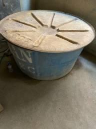 Título do anúncio: Telhado, caixa d água , cano