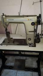 Maquina costura de coluna