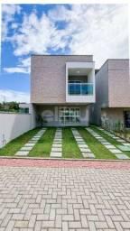 Lançamento casa duplex 105 m2 - Eusebio