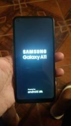 A11 SAMSUNG 64 GB SEM DETALHES