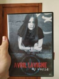 Título do anúncio: Dvd Avril Lavigne