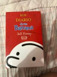 Box diário de um banana