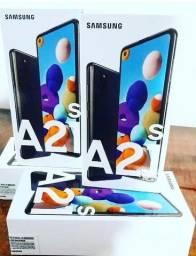 Samsung Galaxy A21S 64GB / Preto