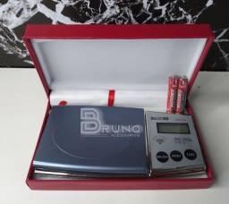 Título do anúncio: Mini Balança digital Diamond 500 de alta precisão