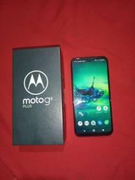Moto G8 PLUS COM CAIXA