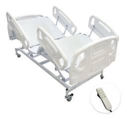 Título do anúncio: Cama hospitalar motorizada para locação e venda