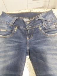 Calça jeans feminina marca República, nr 42