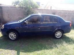 CLIO 2001 SEDAN COMPLETO
