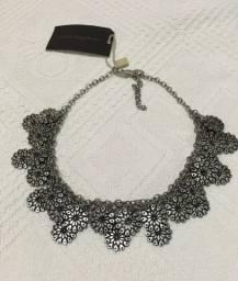 Kit com 3 colares e 1 pulseira