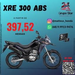 Título do anúncio: Motocicleta Honda XRE 300