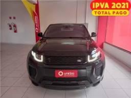 Range Rover Evoque 2.0 Hse Dynamic 4wd 16V Flex Baixo Km Pronta entrega