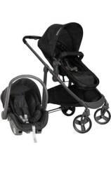 Carrinho e  Bebê Conforto (Galzerano)