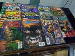 Título do anúncio: Quadrinhos diversos - nacionais - importados - raros Dc, Marvel e etc