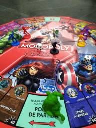 Título do anúncio: Tabuleiro Monopoly da Marvel