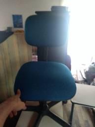 Cadeira giratória para escritorio