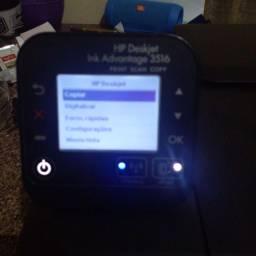 Título do anúncio: Impressora Hp Deskjet