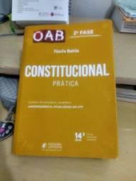Livro prática OAB segunda fase constitucional
