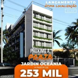 Apartamento para Venda em João Pessoa, Bessa, 1 dormitório, 1 banheiro, 1 vaga