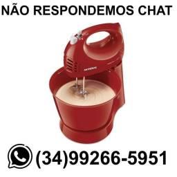 Título do anúncio: Batedeira Mondial 400w 110v Vermelha  * Nova