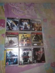 Jogos de PS3 30 cada um