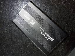 Case para HD externo 2.5 notebook