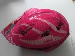 Kit de proteção para patins - Barbie