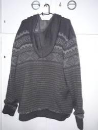 Casaco Masculino de lã. Marca MCD, tamanho GG