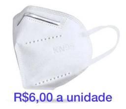 Máscara N95 5 camadas de proteção confortáveis