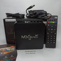 Título do anúncio: Tv Box Smart 4K 8GB/128GB