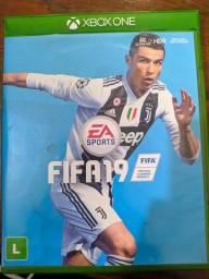 FIFA 19 Xbox Onde Semi-novo