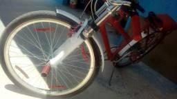 Vende-se Bicicleta. ARO 26 Equipada