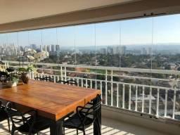 Apartamento com 3 dormitórios à venda, 300 m² por r$ 1.500.000 - jardim esplanada - são jo