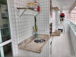 Apartamento com 3 dormitórios à venda, 116 m² por R$ 638.000 - Vila Guilhermina - Praia Gr
