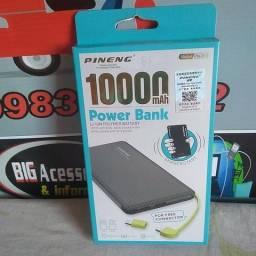 COD: 0193 Pineng Power Bank Original Slim Pn951 10000mah (entrega gratis)
