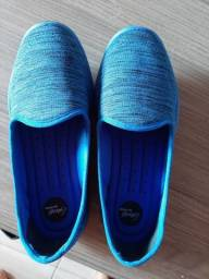 Sapato azul n°37