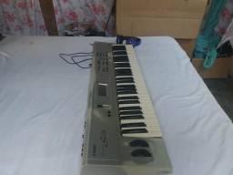 Teclado professional Yamaha s03 syntetizador otimos timbres